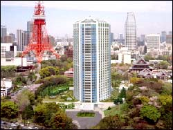Prince Park Tower Hotel Tokyo